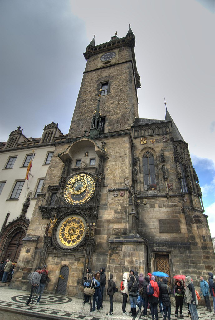 Prague S Astronomical Clock Czech Center Museum Houston A Place To Celebrate Our World S Art Music Dance And Diverse Cultures What To Do In Houston Visit The Czech Center Museum Houston