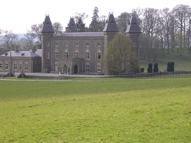 Newton House, Dinefwr, Llandeilo