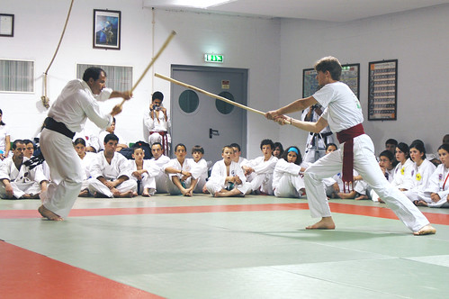 Exibição de alunos do Mestre Monteiro 2   by J.P. Esperança