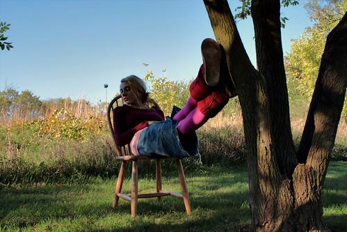 relax, girl | by Mysi(new stream: www.flickr.com/photos/mysianne)