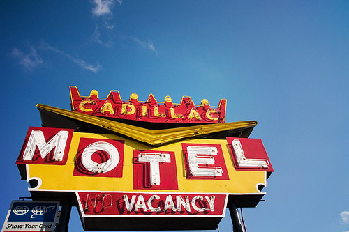 cadillac motel | by photosapience