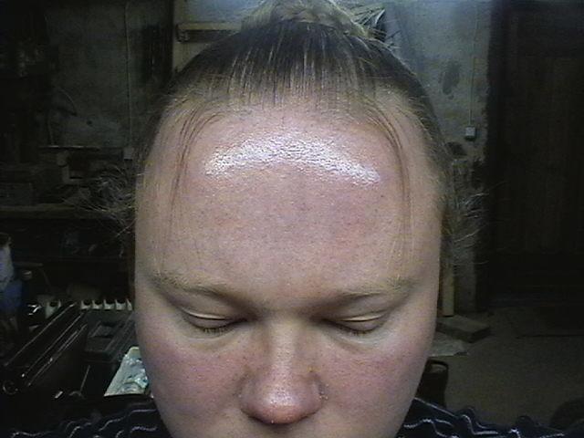 Astounding My Forehead With Some Short Bangs Nerijusnp Flickr Schematic Wiring Diagrams Amerangerunnerswayorg