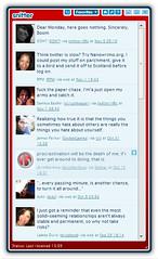 Twitter Favorites (Snitter Allegiance Theme)