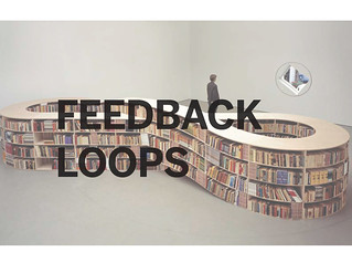 Good morning. I'd like to talk about feedback loops. To start, I'd like to read something I wrote on my blog during my first semester here: | by fish2000