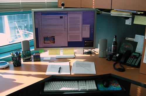 Office Desk Configuration | by sandrift