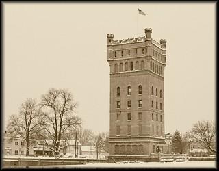 Hoffman Tower | by muledriver