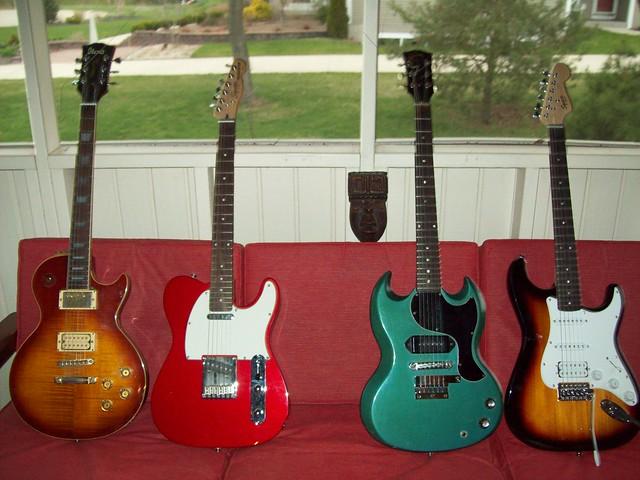 66 Gibson sg pelham blue pre 73 ibanez Les Paul  59er