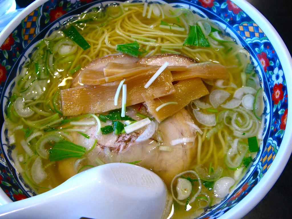 Shio ramen - 塩ラーメン