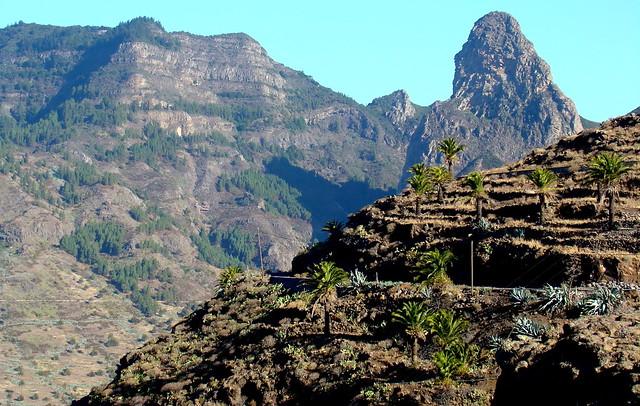 Roque de Agando Monumento Natural de Los Roques Isla de la Gomera 07