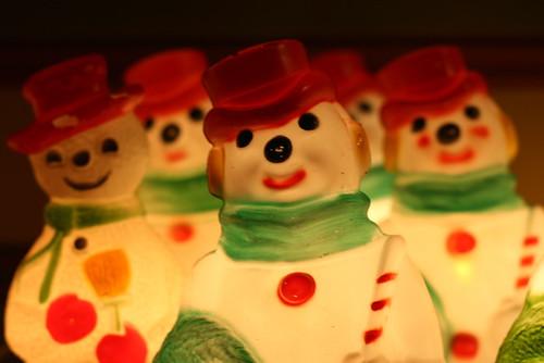 Snowman Invasion | by David Gallagher