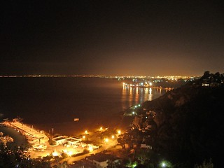 Carthage and Tunis (from Sidi Bou Said)