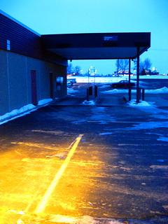 Abandoned Drive Thru
