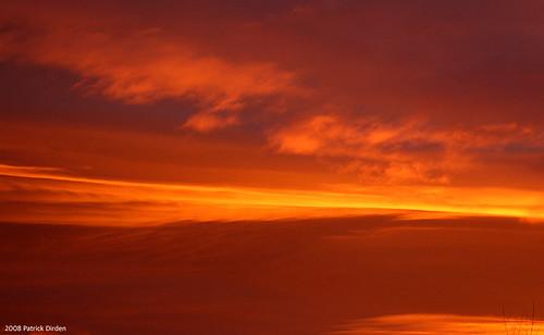 california red orange beautiful yellow clouds sunrise dramatic sonomacounty sonomacountyca sebastopol skyfire sebastopolca