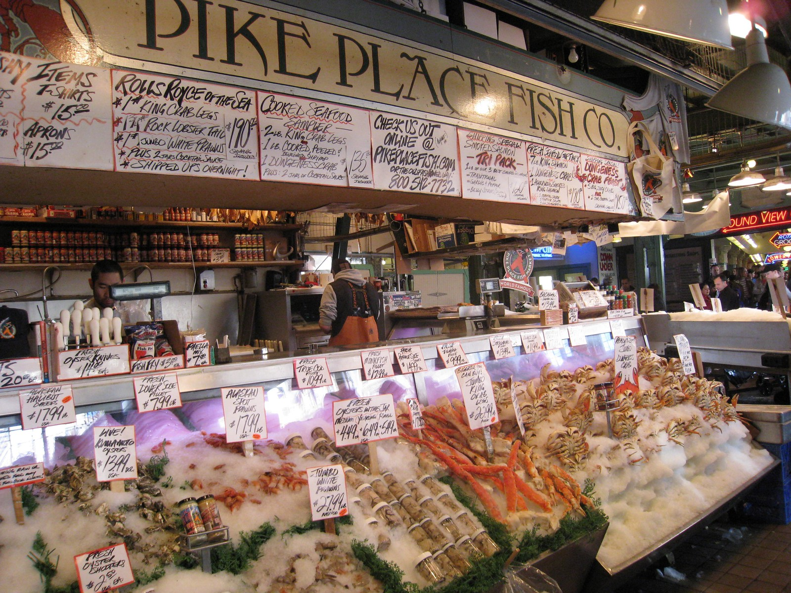 photo of pike's place