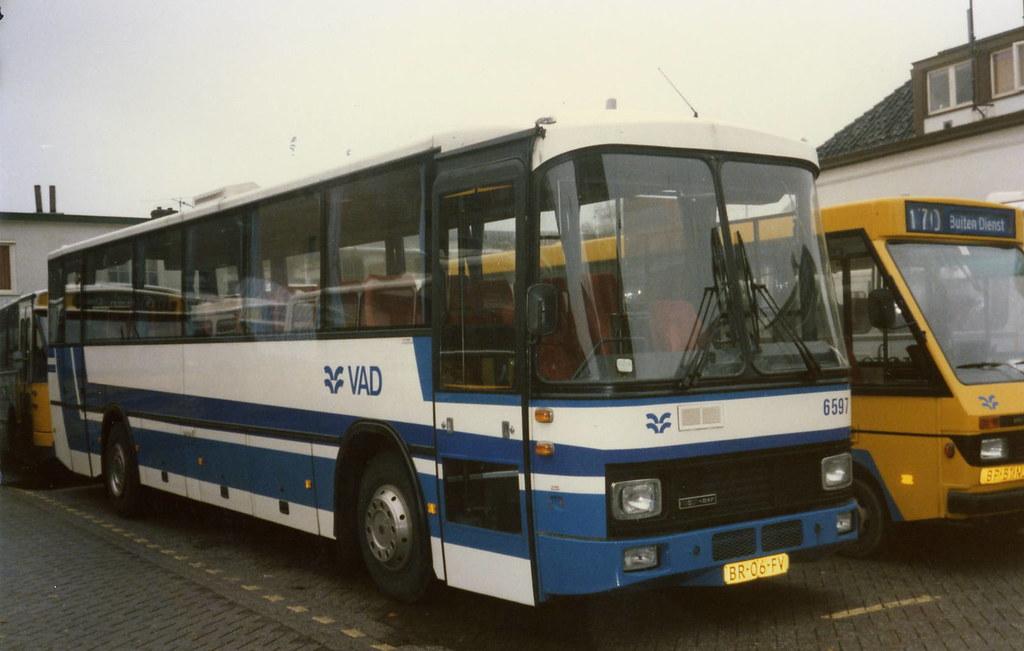 VAD bus 6597 Apeldoorn