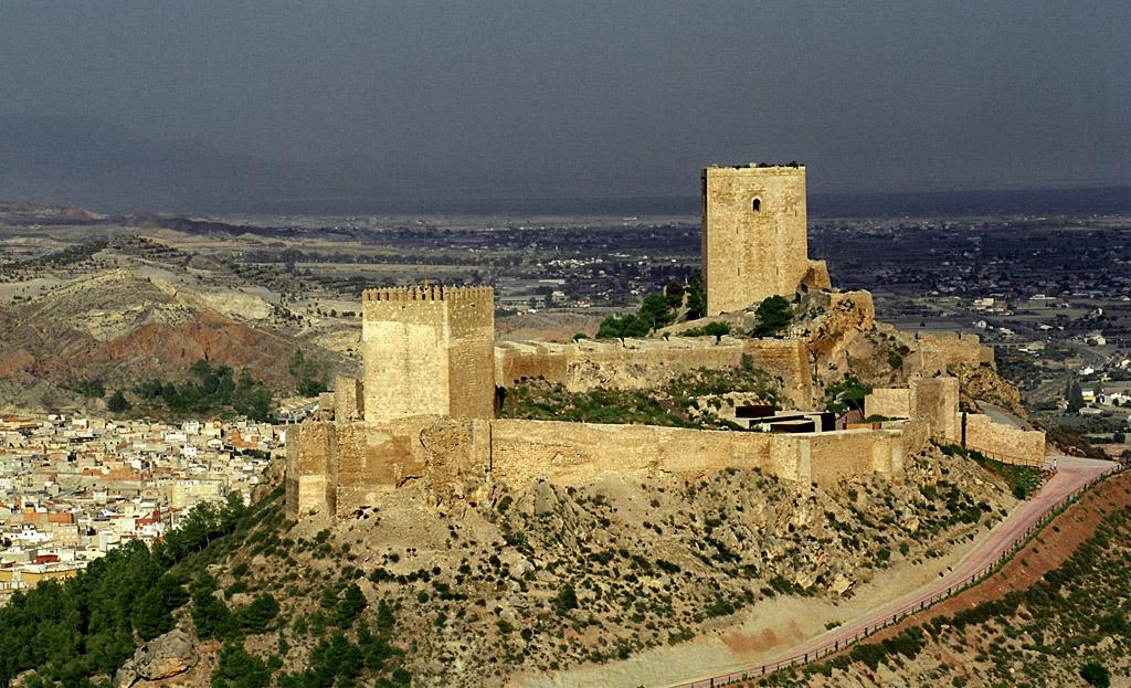 Castillo de LORCA (MURCIA), dedicada a toda la maravillosa…   Flickr