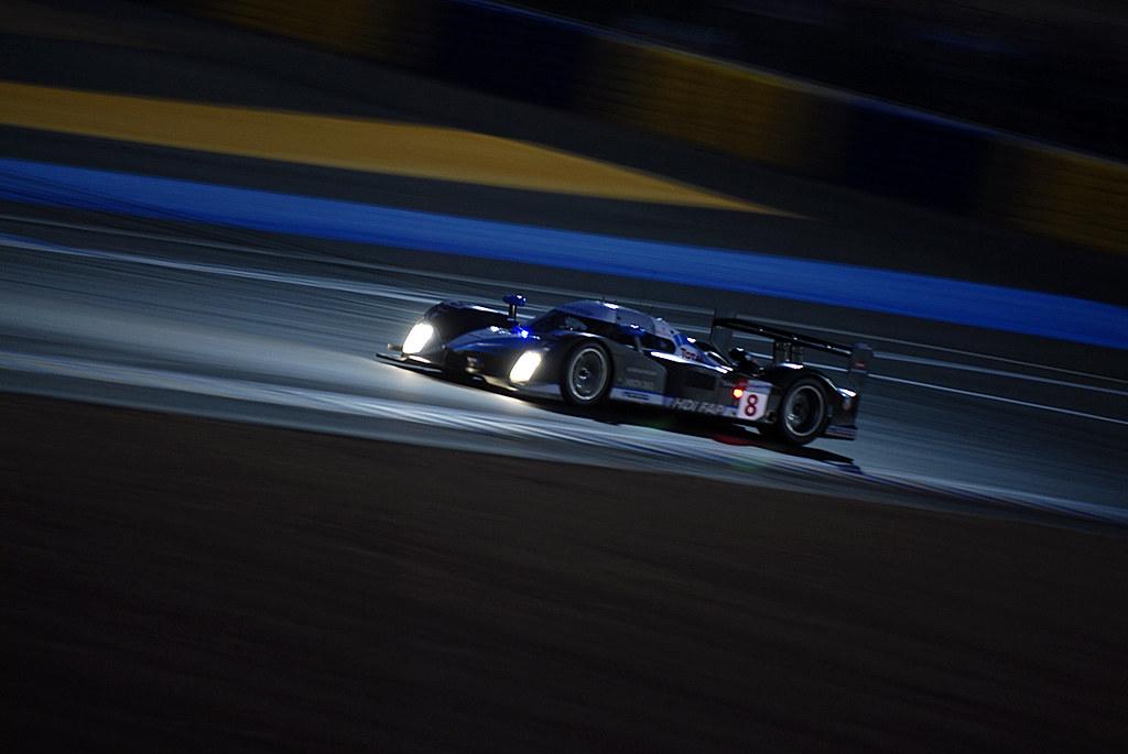 Peugeot - Le Mans 24 heures 2008