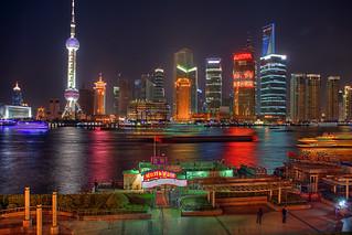 Shanghai Nights | by SF Brit