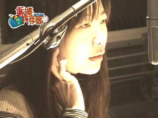 110607(3) – 台灣廣播節目《動漫我要聽》專訪夢幻萌系少女音「林美秀」網路大公開!