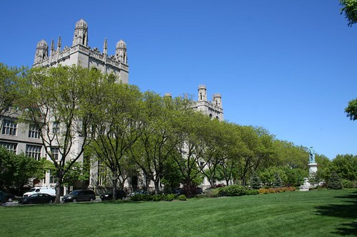 University of Chicago campus | by repowers