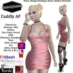 Kreepshow Ad Cuddly AF