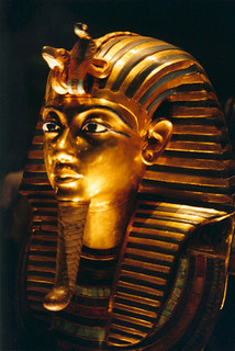golden mask king tut | by www.egypttravel.cc