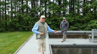 Fly Casting with Lefty Krey | by Maine River Guides
