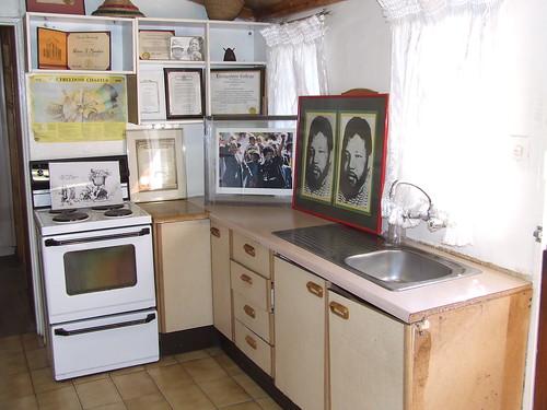 Kitchen at Nelson Mandela Museum, Soweto | by Fihliwe