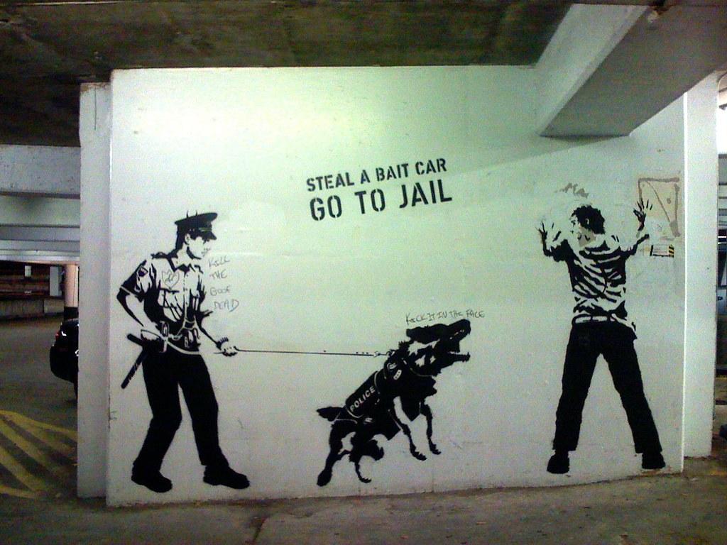 Steal a Bait Car, Go to Jail