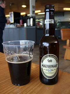 Not beer, but brewed by one of Iceland's breweries