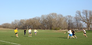 Ultimate Frisbee   by laikolosse