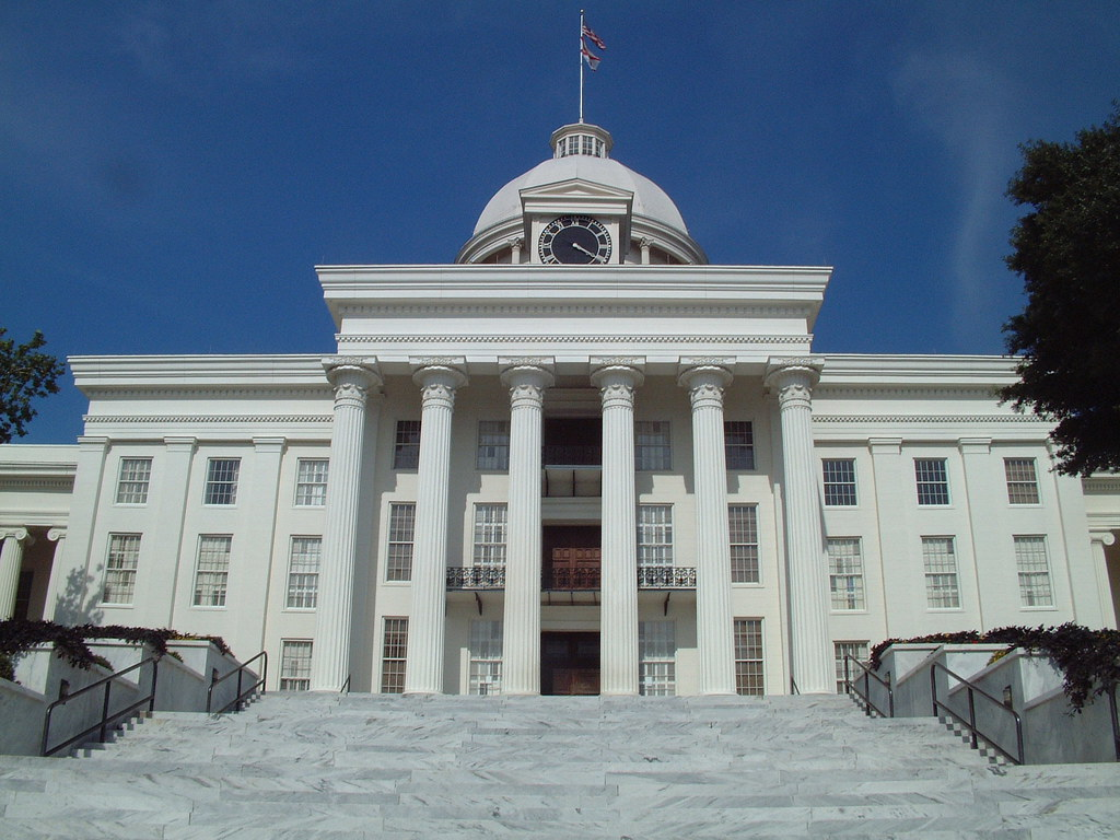 Image result for alabama state capitol