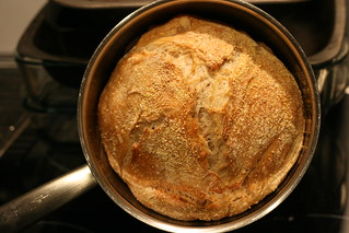 Small pot no knead bread | by monica.shaw