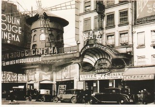 Moulin Rouge Cinema, Montmarte, Paris | by kencta