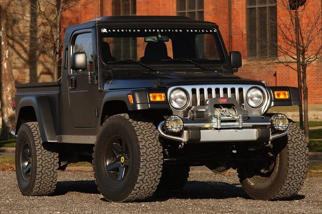 American Expedition Vehicles >> American Expedition Vehicles Best Jeep Mods Ever Flickr