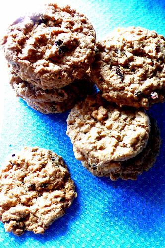 recipe of oatmeal cookies
