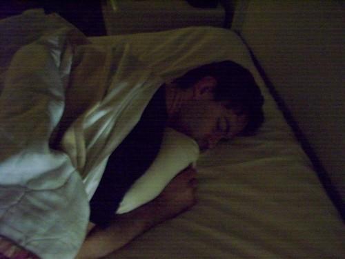 sleepy Luke