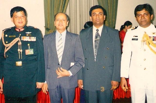 Nepali Ambassador to China in 2004 | The Beauty of Sri Lanka