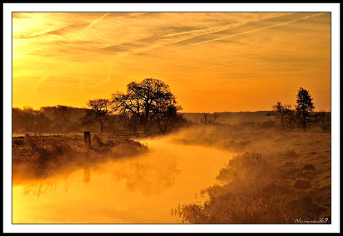 winter cold water misty sunrise river landscape dawn countryside foggy frosty gloucestershire orangesky daybreak icey riverfrome avision almostanything nikond300 absolutlystunningscapes theprideofengland
