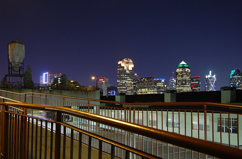 Dallas Skyline | by Schlüsselbein2007