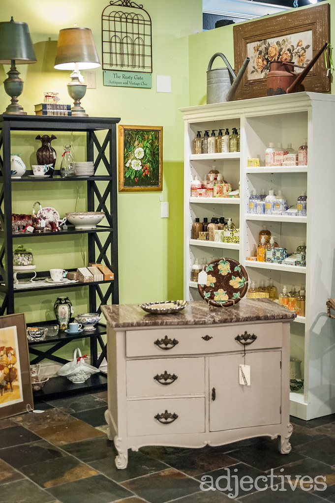Adjectives Featured Finds in Winter Park by The Rusty Gate Antiques