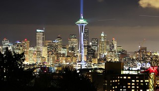 Downtown Seattle   by tiffany98101