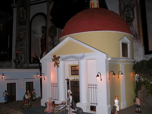 Presepe 2004(In Chiesa)