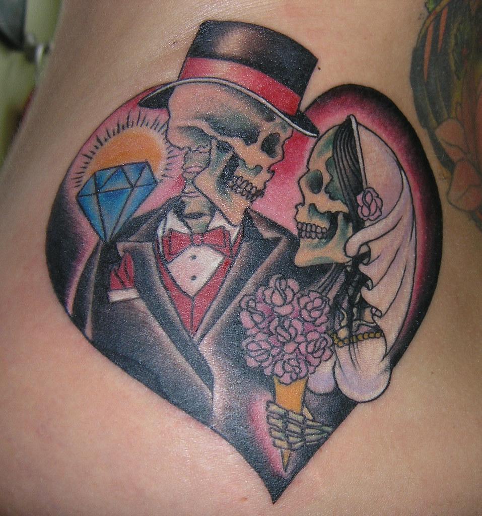 My Anniversary Tattoo - Til the Wheels Fall Off