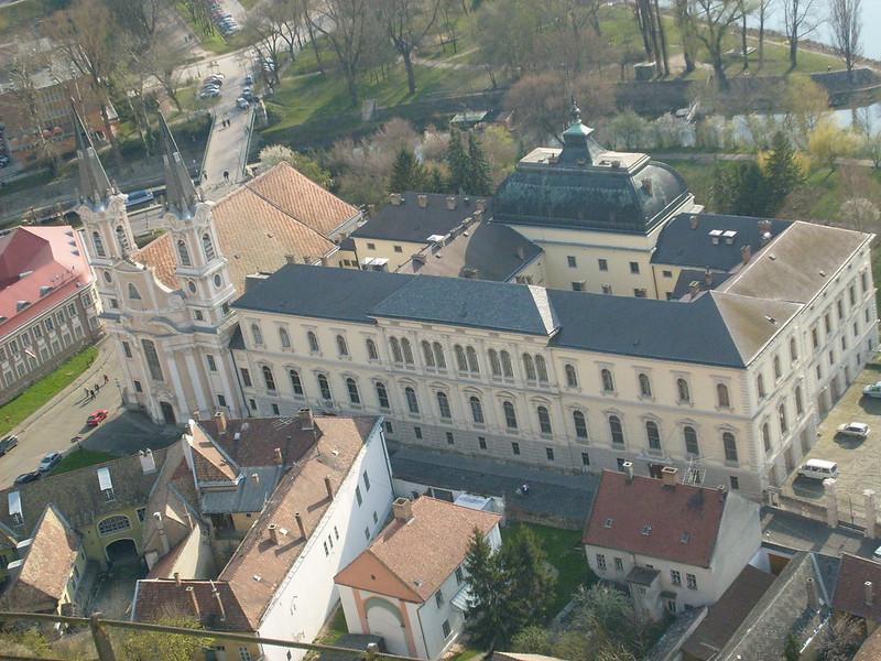franciscan church, Esztergom