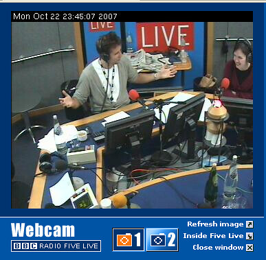 Richard With Webcam