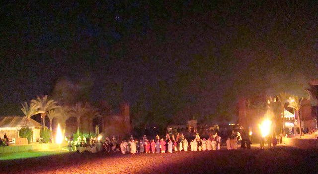 Marruecos Noche de Fantasia Marrakech 031