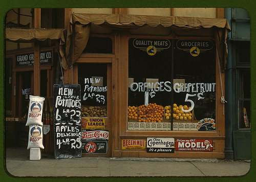 [Grand Grocery Co.], Lincoln, Neb.  (LOC)   by The Library of Congress