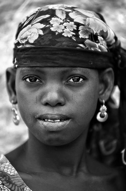 African Girl #2