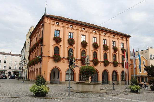 Pfarrkirchen: Neues Rathaus